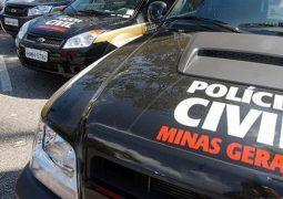 Policial Civil presencia autor de furto em fuga e prende criminoso em São Gotardo
