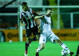 Estratégia funciona e Atlético vence o Figueirense pela terceira fase da Copa do Brasil