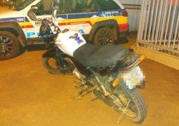 Na BR-354, homem tenta fugir da polícia com drogas, mas acaba preso em flagrante