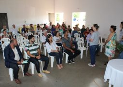 1º Café dos Pacientes de Barretos com a A.A.H., é realizado no Núcleo de Atendimento e Prevenção a Pacientes com Câncer de São Gotardo
