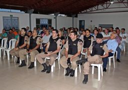 PM de São Gotardo realiza reunião com proprietários de fazendas da região para discutir segurança na zona rural