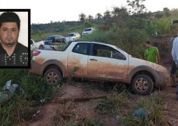 Acidente de trânsito na rodovia LMG-743 mata homem natural de Tiros