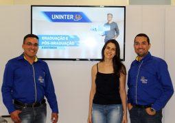 Aluna da Uninter de Uberaba defende TCC em Polo de São Gotardo e elogia instituição
