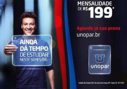 Em parceria com a FETEP, Unopar lança super promoção de matrículas em graduações em São Gotardo