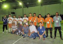 Com participação de 21 equipes, Campeonato Municipal de Futsal 2018 começa em São Gotardo