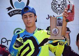 Novo talento! Atleta de São Gotardo de 16 anos de idade, busca apoio para disputar Campeonato Brasileiro de Downhill 2018