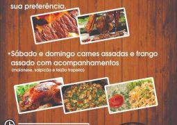 Casa de Carnes Brasão começa a servir almoço com cardápio de comida caseira a partir desta quinta-feira