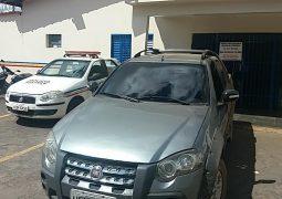 Automóvel roubado em Uberlândia é recuperado por Policial Militar de São Gotardo