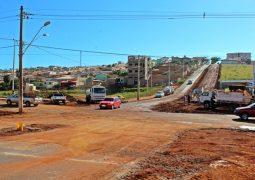 Prefeitura de São Gotardo realiza obras para modernizar e melhorar o trânsito da cidade