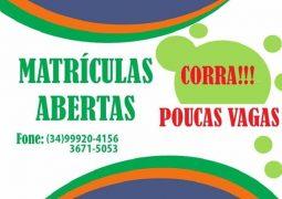 FETEP abre inscrições para os cursos técnicos em São Gotardo