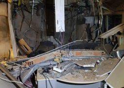 Criminosos  fortemente armados explodem caixas eletrônicos de agências bancárias em Ibiá