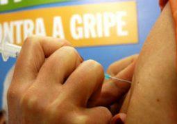 Campanha de vacinação contra a gripe não atingi 8,6 milhões de pessoas. Campanha se encerra nesta sexta