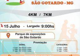 Inscrições abertas para a 6ª Corrida da Cenoura de São Gotardo