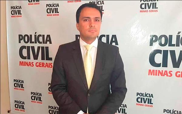Foto capa: Patos Hoje. Érico Rodovalho - Delegado da Polícia Civil deu detalhes de como o crime teria acontecido.