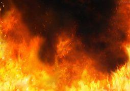 Incêndio em barracão de cenouras causa prejuízo milionário em São Gotardo