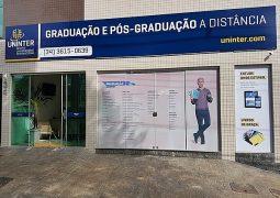 Uninter abre inscrições para o vestibular do segundo semestre de 2018 em São Gotardo