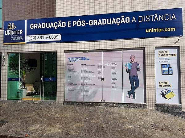 Foto Capa: Uninter-Polo São Gotardo