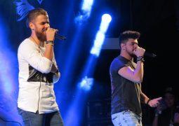 Em noite de shows duplos, Capital Inicial e Zé Neto e Cristiano batem recorde de público da Fenacen 2018