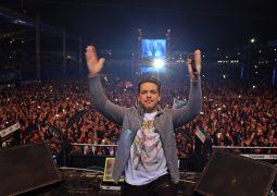 Público da Fenacen 2018 lota Parque de Exposições para assistir show de Wesley Safadão