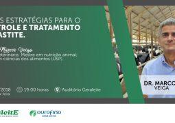 Geraleite oferece palestra gratuita sobre o controle e tratamento de mastite em São Gotardo