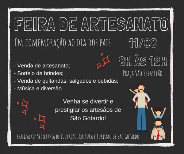 Foto Capa: Secretaria de Educação, Cultura e Turismo de São Gotardo