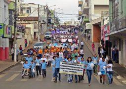 VI Caminhada da Inclusão é realizada em São Gotardo
