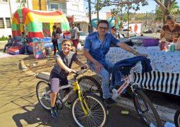 Feira do Artesanato em comemoração ao Dia dos Pais agita o Centro de São Gotado