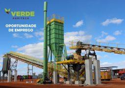Oportunidade de Emprego: Verde AgriTech contrata operador de empilhadeira em São Gotardo