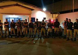 Por mais segurança, Polícia Militar intensifica luta contra o tráfico de drogas e outros crimes em São Gotardo
