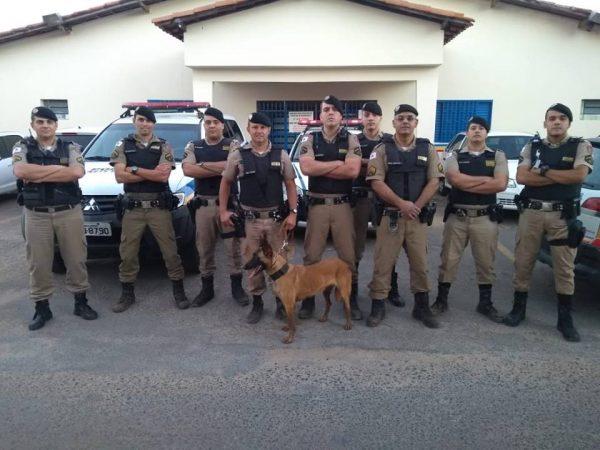 Foto Capa: Assessoria de Imprensa-Polícia Militar de São Gotardo