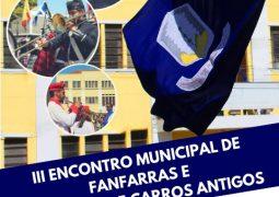 É hoje. III Encontro Municipal de Fanfarras e Carros Antigos começa neste sábado em São Gotardo