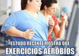 Estudo recente mostra que exercícios aeróbicos não EMAGRECEM!