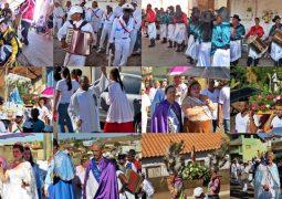 Parte da história da cidade, 92ª Festa em Louvor a Nossa Senhora do Rosário e Santa Efigênia é realizada em São Gotardo