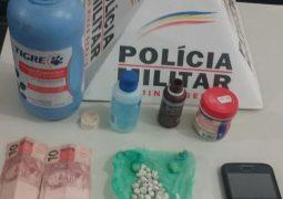 Jovem de 18 anos detido recentemente pela PM é preso novamente em São Gotardo