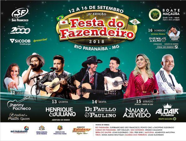Foto Capa: Equipe Edidany Barbosa Rodeio Show