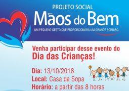 Grupo de amigos criam projeto social para oferecer ajuda e solidariedade em São Gotardo