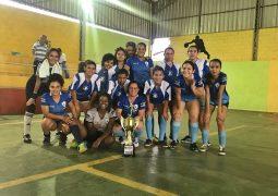 """Equipes de São Gotardo participam do 1º Torneio de Futsal Infantil """"Jovens Talentos"""" e faturam vários troféus"""