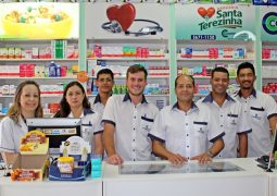 Neste início de Outubro, Drogaria Santa Terezinha, sua farmácia de plantão em São Gotardo