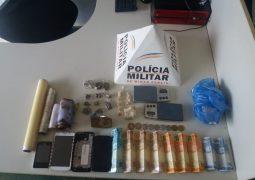 Polícia Militar realiza nova operação de combate as drogas e prende traficante em São Gotardo
