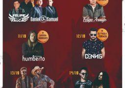 Pela primeira vez na região, Dennis DJ se apresenta na Festa do Café em Carmo do Paranaíba