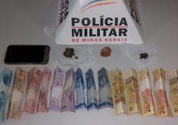 Mais drogas apreendidas. PM realiza nova operação de combate ao tráfico de drogas em São Gotardo