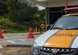 Mais um: Polícia Militar Rodoviária prende foragido da Justiça na MG-235 em São Gotardo