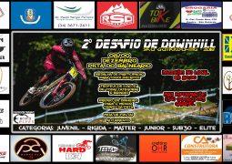 Vem aí 2º Desafio de Downhill 2018 de São Gotardo