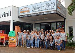 Com promoção especial para seus clientes, Comercial Mapro comemora dezoito anos de existência em São Gotardo