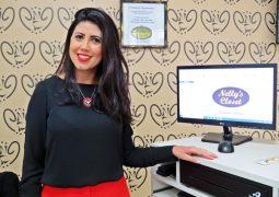 Com espaço exclusivo para mulheres, Loja Nelly's Closet inaugura em São Gotardo