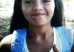 Adolescente de 14 anos desaparece em Guarda dos Ferreiros. Câmeras do Olho Vivo flagraram a jovem entrando em ônibus
