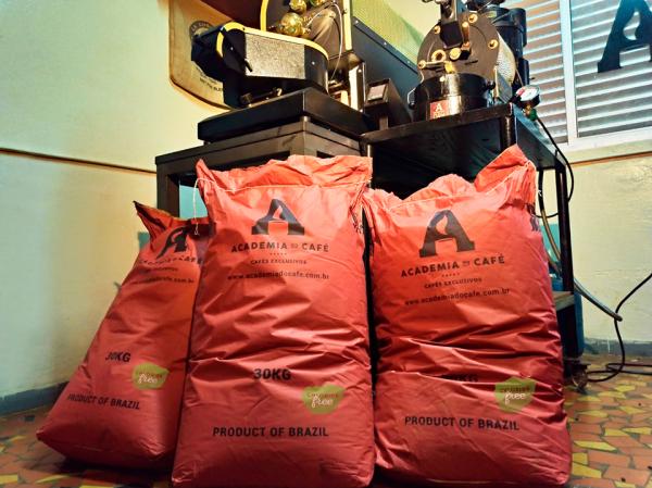 Academia do cafe chloride free