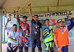Com presença do atual campeão mineiro, 2 º Campeonato de DownHill é realizado em São Gotardo