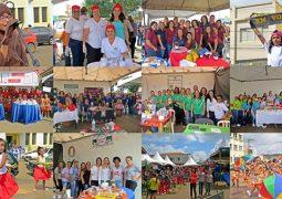 Com a participação de alunos e professores das escolas municipais, I Feira de Jovens Empreendedores é realizada em São Gotardo