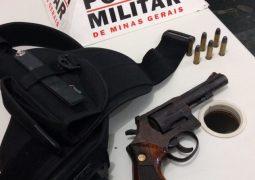 Polícia Militar realiza apreensões de armas de fogo em São Gotardo e Guarda dos Ferreiros